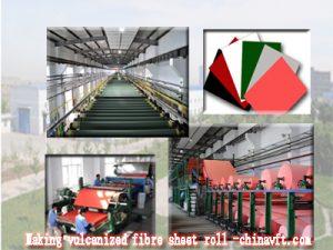 vulcanized fibre production line